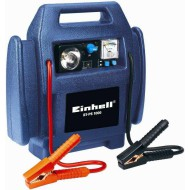 Jumpstarter, compressor en verlichting in 1 Einhell BT-PS 1000