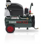 Powerplus POWXQ8105 compressor 24 Liter